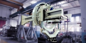 Tunne-Boring-Machine-slewing bearing