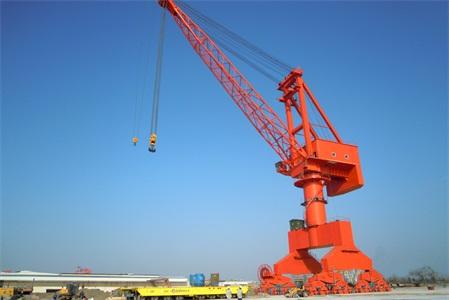 crane slewing bearing