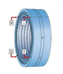 352218 bearing mounting instruction