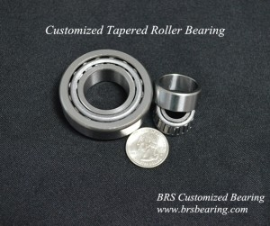 crankshaft Tapered roller bearing