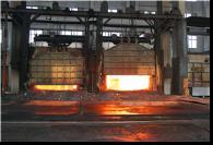 slewing bearing heat treatment
