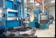 machining of slewing ring