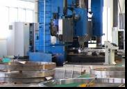 slewing ring precise machining