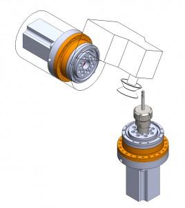 output bearings on milling_machine