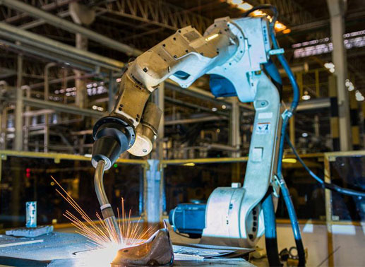 welding robots bearings