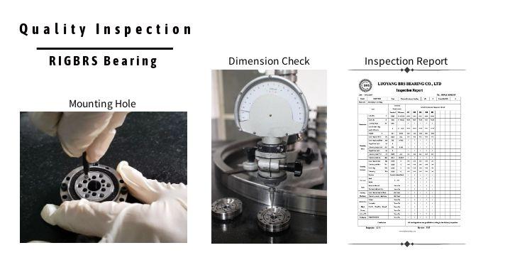 CSF-CSG Harmonic Reducer Bearing QC RIGBRS Bearing