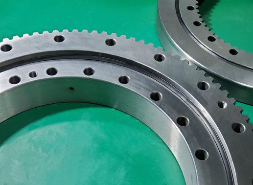 slewing bearings abnormal sound