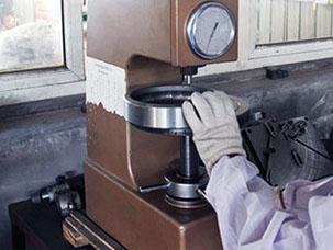 bearing hardness tester