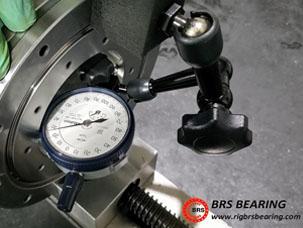 bearing rotation accuracy test