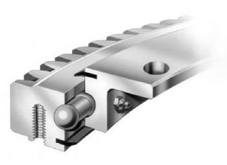 light series slewing bearings