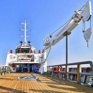deck crane slewing rings