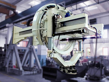 Tunne-Boring-Machine-slewing bearing