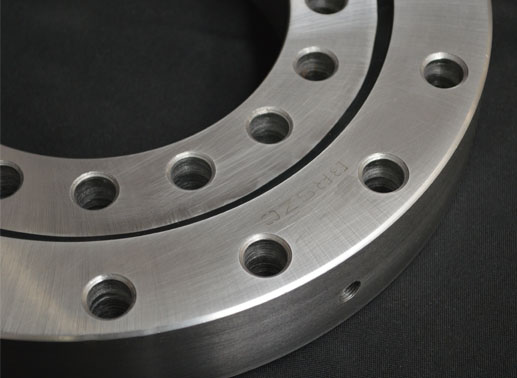 RKS.060.20.0414 slewing bearing structure