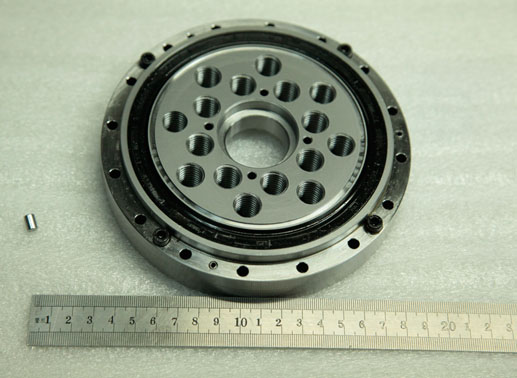 CSF50 harmonic reducer drive units crossed roller bearing