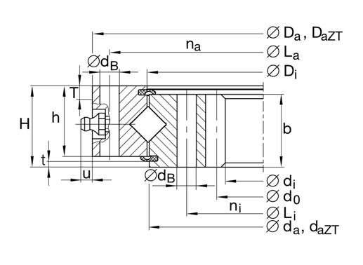 XI120288-N bearing structure